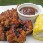 Spicy Barbecue Wings & Drumsticks