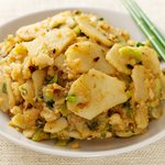 Sichuan Potato Salad