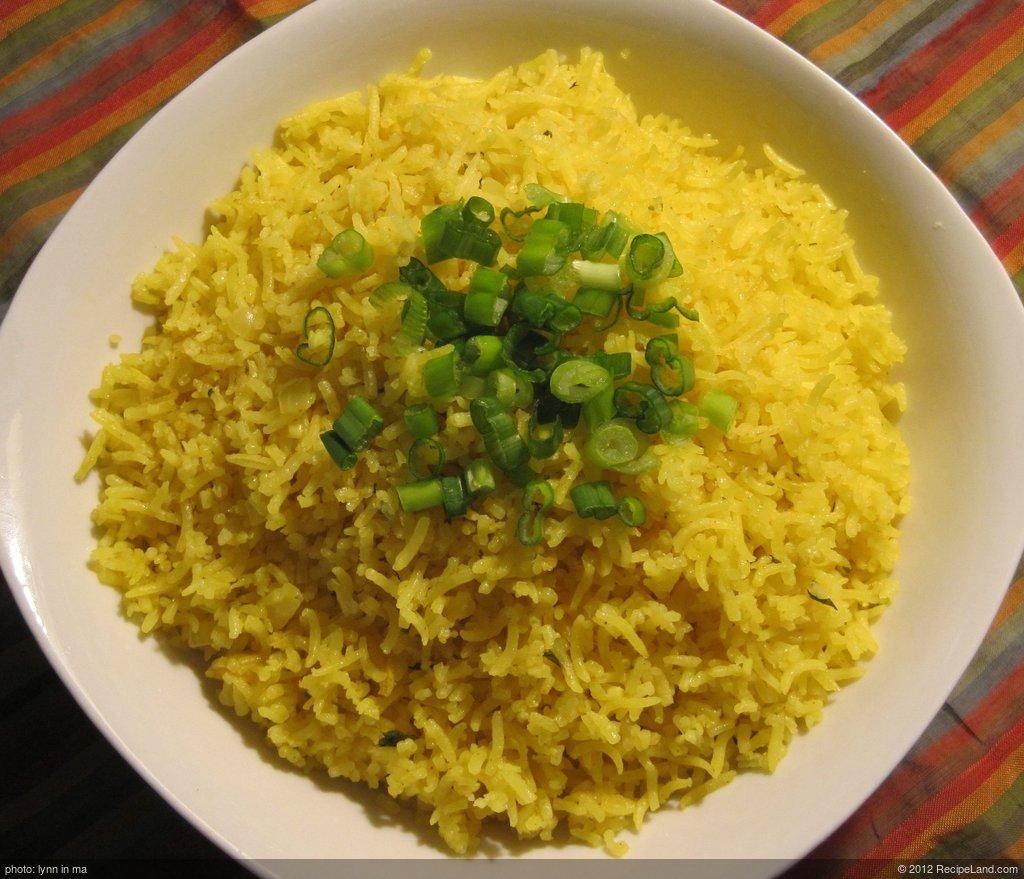 Arroz Amarillo (Yellow Rice)