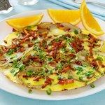 Basque Tortilla (Breakfast Bacon, Potato and Eggs)