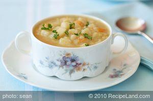 Crockpot Homemade Potato Soup