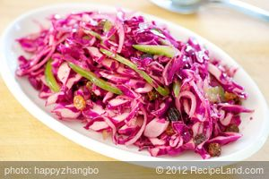 Favourite Pot Luck Sweet and Sour Slaw