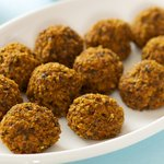 Wonderful Millet Vegetable Balls
