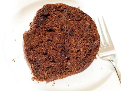 Super Moist Chocolate Zucchini Bundt Cake