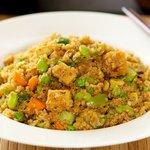 Chinese Quinoa and Edamame Salad