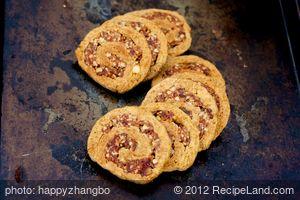 Favourite Date Pinwheel Cookies