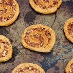 Christmas Date Walnut Pinwheel Cookies