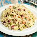 Healthy and Tasty: Ancient Grain Salad