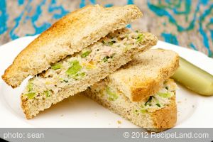 Tuna Salad Sandwich