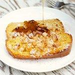 Macadamia Nut French Toast