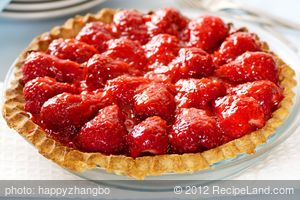 Ultimate Fresh Strawberry Pie