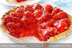 Ultimate Fresh Strawberry Pie