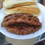 Hanz's Swiss-German Bratwurst Sausage