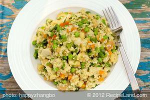 Asian Millet Salad (My Way)