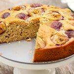 Fresh Fig Cake