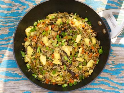 Sichuan Fried Rice