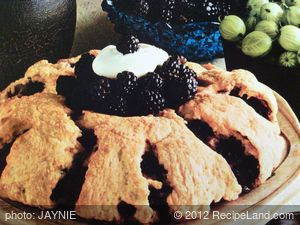 Blackberry Roly-poly