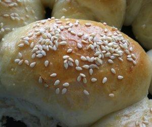 Sesame Mini-Loaf