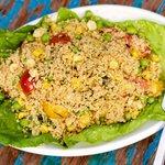 Chilled Couscous Vegetable Salad