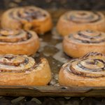 Cinnamon Rolls with Cinnamon Brown Sugar Filling and Cream Cheese Icing