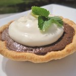 Mini Chocolate Cream Pie