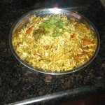 Mouth watering Bhel puri