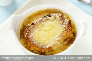 Barr's French Onion Soup
