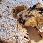 Melt in Your Mouth Bueberry Cake