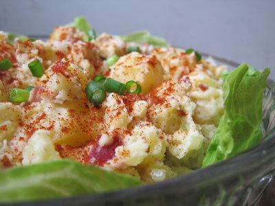 Cold German-Style Potato Salad