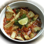 Sopa De Lima (Tomato, Lime, and Tortilla Soup)