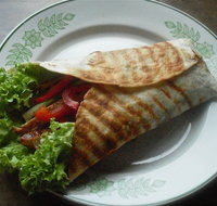Moo Shu-Style Grilled Chicken