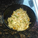A quick and easy Chinese style fried rice