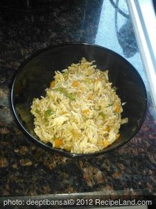 Hot Chinese Fried Rice