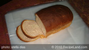 Homemade Bread-Srilanka