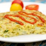 Baked Zucchini Quiche