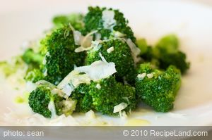 15 Minute Broccoli Italian Style