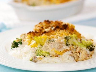 Curry Chicken Casserole