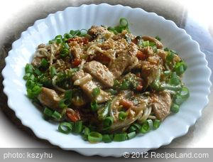Shantung Chicken