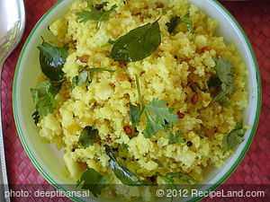 Upma (North Indian Style)