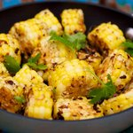 Sichuan Messy Corn Stir-Fry