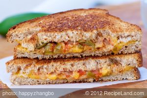 Mexican Grilled Cheese