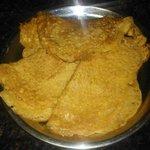 Gram Flour Pancakes/Besan Chilas