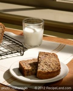 Ann's Banana Sour Cream Bread