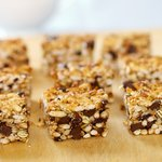 Cherry and Chocolate Energy Bars