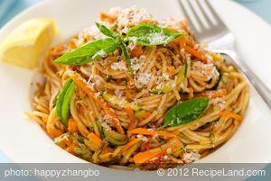 Italian Pasta Stir-Fry