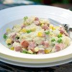 Kielbasa Rice Skillet Dinner