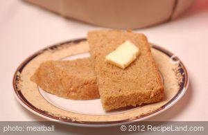 Whole Wheat Bread (Grandpa B's)