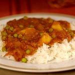 Sweet & Spicy Lentil Stew