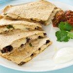 Chicken and Black Bean Quesadillas
