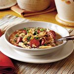 Mom's Cheater Gumbo  (Easy to make, delicious to eat!!!)